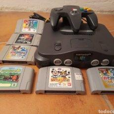 Videojuegos y Consolas: NINTENDO 64 ORIGINAL JAPON. Lote 223644297