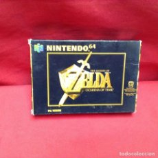 Videojuegos y Consolas: JUEGO ( THE LEGEND OF ZELDA ) ( OCARINA OF TIME ) NINTENDO 64 .. Lote 223791687