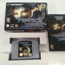 Videogiochi e Consoli: PERFECT DARK N64 MIRE MIS OTROS JUEGO SEGA SONY PS1 NINTENDO SATURN DREAMCAST SNES MEGADRIVE N64. Lote 228890430