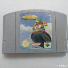 Videojuegos y Consolas: WAVERACE/CARTUCHO JUEGO NINTENDO 64 .. Lote 234922260