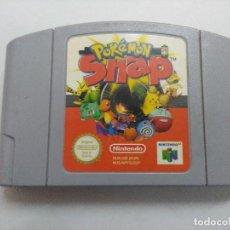 Videojuegos y Consolas: POKEMON SNAP/CARTUCHO JUEGO NINTENDO 64 .. Lote 234924090