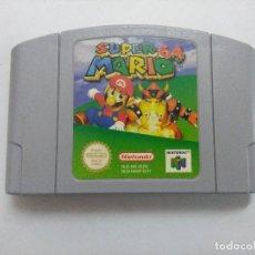Videojuegos y Consolas: SUPER MARIO 64/CARTUCHO JUEGO NINTENDO 64 .. Lote 234925265