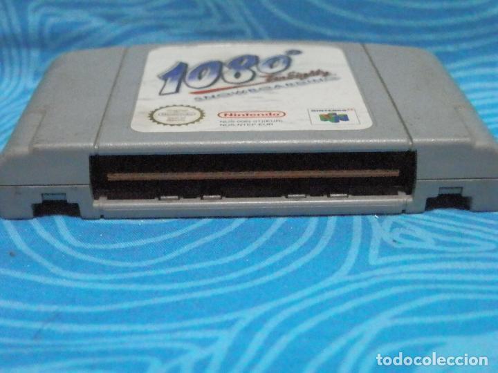 Videojuegos y Consolas: JUEGO DE NINTENDO 1080 SNOWBOARDING - Foto 2 - 235131630