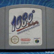 Videojuegos y Consolas: JUEGO DE NINTENDO 1080 SNOWBOARDING. Lote 235131630