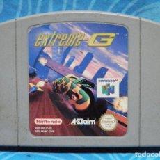 Videojuegos y Consolas: JUEGO DE NINTENDO 64 EXTREME-G. Lote 235138195