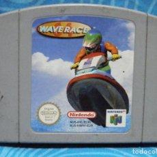 Videojuegos y Consolas: JUEGO DE NINTENDO 64 WAVE RACE. Lote 235141485
