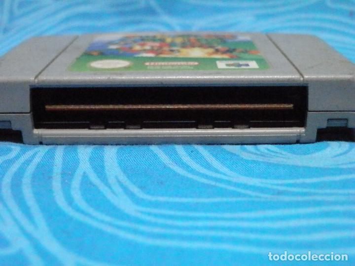 Videojuegos y Consolas: JUEGO DE NINTENDO 64 SUPERMARIO - Foto 2 - 235145395