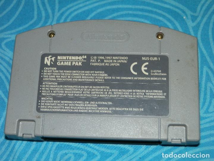 Videojuegos y Consolas: JUEGO DE NINTENDO 64 STAR WARS RACE EPISODE 1 - Foto 2 - 235146225