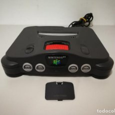 Videojuegos y Consolas: CONSOLA NINTENDO 64 N64 CON EXPANSION DE MEMORIA. Lote 235175910