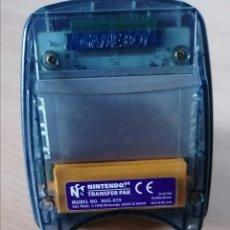 Videojuegos y Consolas: TRANSFER PAK ORIGINAL NINTENDO 64 N64 GAME BOY. Lote 235617725