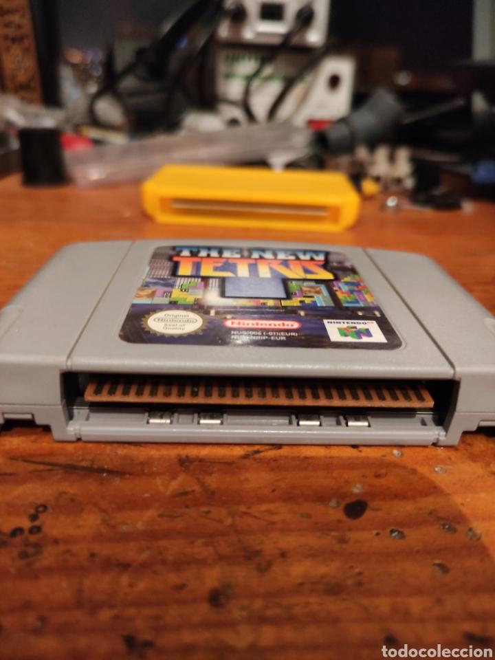 Videojuegos y Consolas: The new tetris N64 - Foto 3 - 235805470