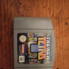 Videojuegos y Consolas: THE NEW TETRIS N64. Lote 235805470
