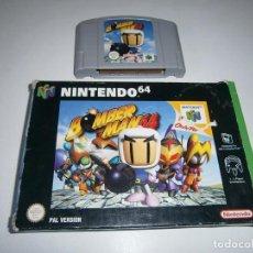 Videojuegos y Consolas: BOMBER MAN 64 NINTENDO 64 PAL. Lote 235926355