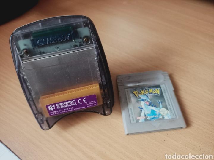 NINTENDO 64 TRANSFER PAK + POKEMON PLATA (Juguetes - Videojuegos y Consolas - Nintendo - Nintendo 64)