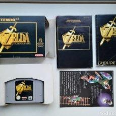 Videojuegos y Consolas: ZELDA OCARINA OF TIME NINTENDO 64. Lote 236933280