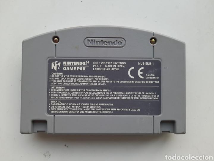 Videojuegos y Consolas: Pokemon Stadium NINTENDO 64 - Foto 2 - 236936385