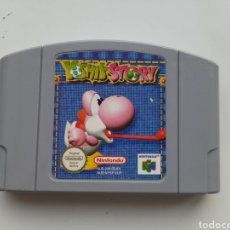 Videojuegos y Consolas: YOSHI'S STORY NINTENDO 64. Lote 236936645