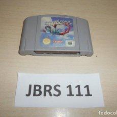 Videojuegos y Consolas: NINTENDO 64 - PILOTWINGS 64 , PAL UK , SOLO CARTUCHO. Lote 240916730