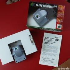 Videojuegos y Consolas: RUMBLE PAK. NINTENDO 64. Lote 241891935
