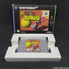 Videogiochi e Consoli: JUEGO NINTENDO 64 - MARIO TENNIS - CAR202. Lote 243218735