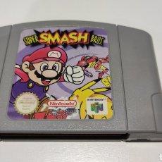 Videojuegos y Consolas: SUPER SMASH BROS NINTENDO 64. Lote 243688200