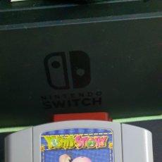 Videojuegos y Consolas: NINTENDO N64 YOSHI STORY. Lote 244865930
