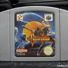 Videojuegos y Consolas: JUEGO DE NINTENDO 64 CASTLEVANIA. Lote 244951385