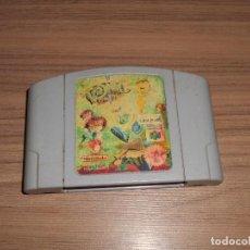 Videojogos e Consolas: TONIC TROUBLE JUEGO NINTENDO 64 N64 PAL ESPAÑA. Lote 245213000