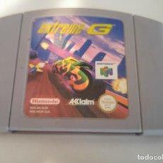 Videojuegos y Consolas: EXTREME G NINTENDO 64 N64 PAL-EUROPE. Lote 245653000