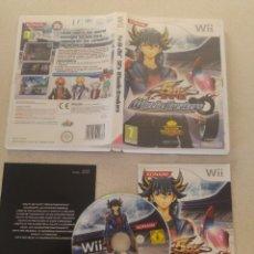 Videojuegos y Consolas: YU-GI-OH NINTENDO WII COMPLETO PAL-ESPAÑA. Lote 245654080