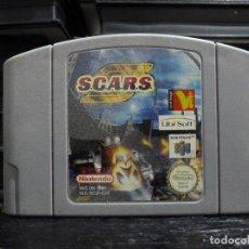 Videojuegos y Consolas: JUEGO DE NINTENDO 64 SCARS. Lote 245969425