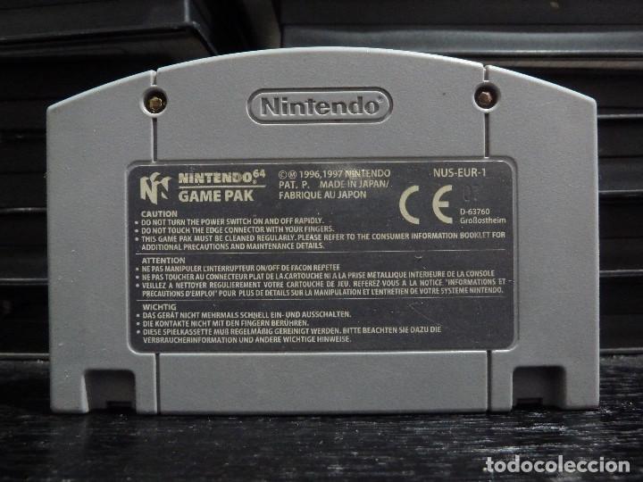 Videojuegos y Consolas: JUEGO DE NINTENDO 64 STAR WARS EPISODE I RACER - Foto 2 - 245969965
