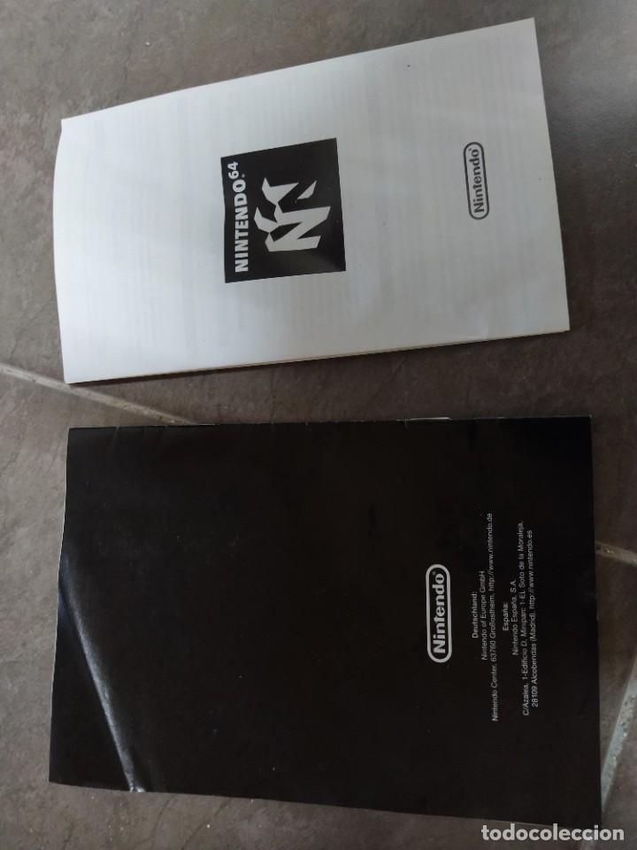 Videojuegos y Consolas: DONKEY KONG N64 NINTENDO 64 + BOX CAJA , ORIGINAL 100% PAL-EUROPE - Foto 5 - 246291985