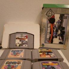 Videojuegos y Consolas: LOTE 5 JUEGOS NINTENDO 64. Lote 252540090