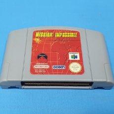 Videojuegos y Consolas: JUEGO MISSION IMPOSIBLE - PARA NINTENDO 64. Lote 254175520