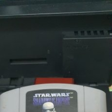 Videojuegos y Consolas: NINTENDO N64 STAR WARS SHADOWS OF THE EMPIRE. Lote 255484135