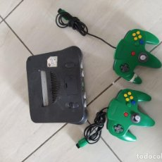 Videojogos e Consolas: LOTE DESPIECE N64 NINTENDO 64 , PARA PIEZAS O COMPLETAR. Lote 255549365