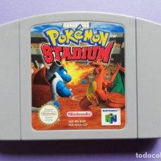 Videojogos e Consolas: NINTENDO 64 POKEMON STADIUM. Lote 258092180