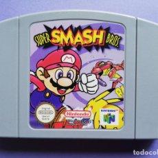 Videojogos e Consolas: NINTENDO 64 SUPER SMASH BROS. Lote 258093505