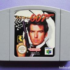 Videojogos e Consolas: NINTENDO 64 GOLDEN EYE 007. Lote 258096605