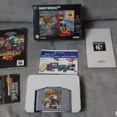 Videogiochi e Consoli: MARIO KART NINTENDO 64 N64 MARIOKART ESPAÑA PAL ESPAÑOL. Lote 260869825