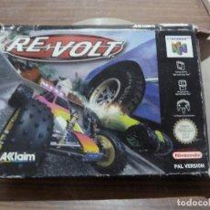 Videojuegos y Consolas: RE VOLT PARA NINTENDO 64. Lote 261644950