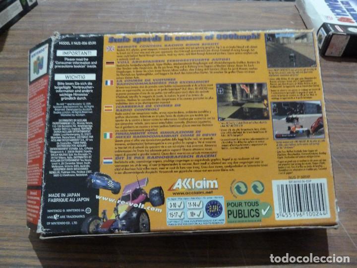 Videojuegos y Consolas: RE VOLT PARA NINTENDO 64 - Foto 2 - 261644950