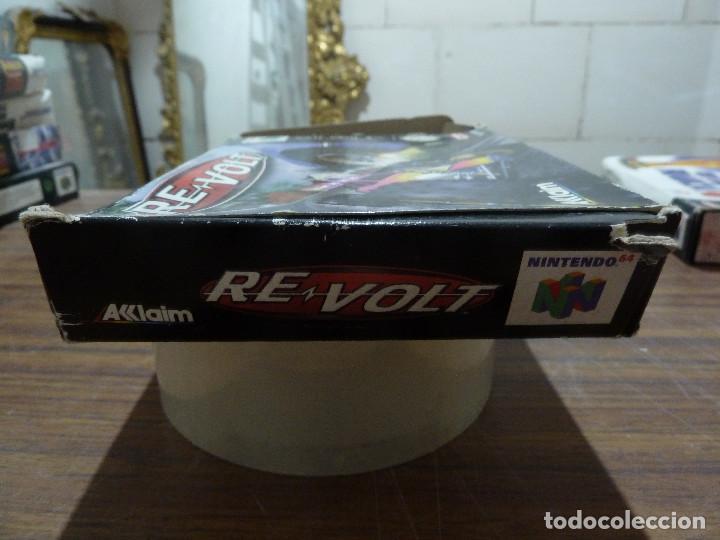 Videojuegos y Consolas: RE VOLT PARA NINTENDO 64 - Foto 4 - 261644950