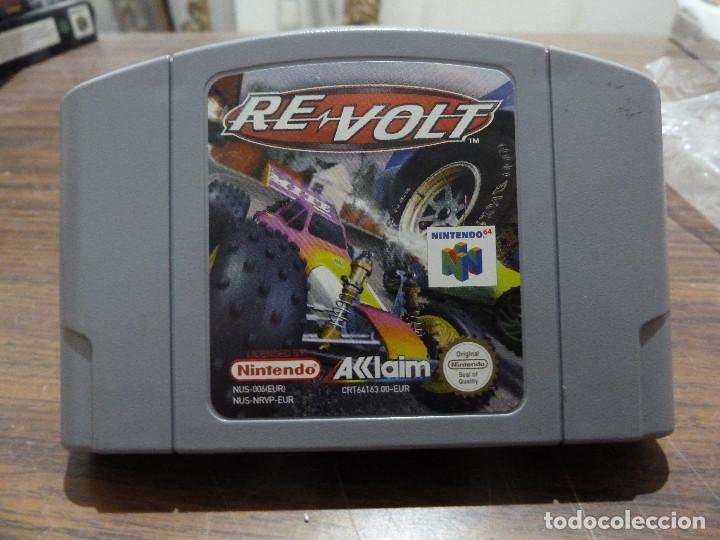 Videojuegos y Consolas: RE VOLT PARA NINTENDO 64 - Foto 9 - 261644950