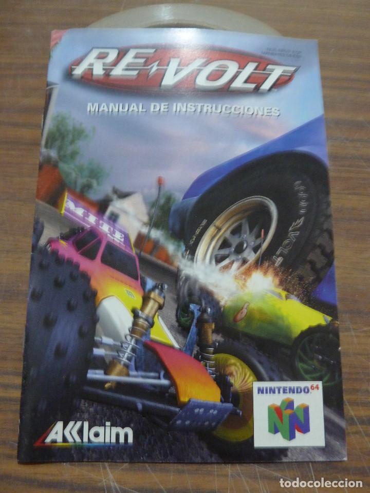 Videojuegos y Consolas: RE VOLT PARA NINTENDO 64 - Foto 13 - 261644950