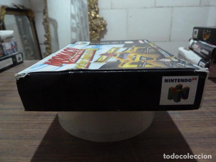 Videojuegos y Consolas: MONACO GRAND PRIX RACING SIMULATION 2 PARA NINTENDO 64 - Foto 4 - 261647340