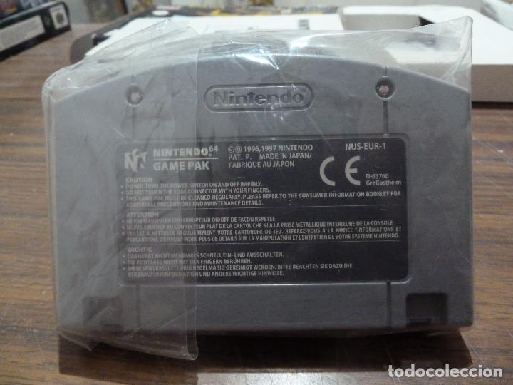 Videojuegos y Consolas: MONACO GRAND PRIX RACING SIMULATION 2 PARA NINTENDO 64 - Foto 16 - 261647340
