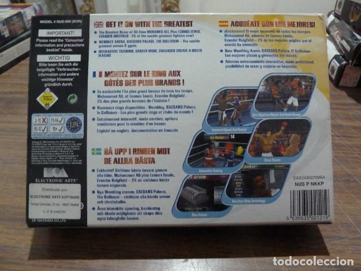 Videojuegos y Consolas: KNOCKOUT KINGS 2000 PARA NINTENDO 64 - Foto 2 - 261647380