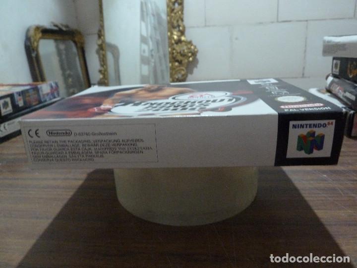 Videojuegos y Consolas: KNOCKOUT KINGS 2000 PARA NINTENDO 64 - Foto 5 - 261647380